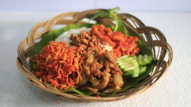 kedai nasi balap khas lombok
