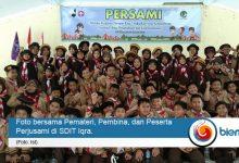 Photo of Persami SDIT Iqra Didik Pramuka yang Mandiri dan Berkarakter Pemimpin