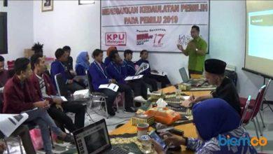 Photo of Jaring Partisipasi, KPU Kabupaten Serang Gelar Sosialisasi ke Mahasiswa