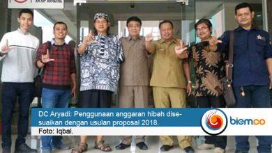 Photo of Ketua Dewan Perpustakaan Banten: Kucuran Hibah Rp200 Juta dari Pemprov Perlu Diapresiasi