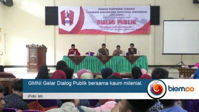 GMNI Pandeglang gelar dialog publik