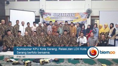 KPU Kota Serang sosialisasi