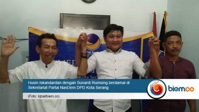kader P. Berkaya dan Nasdem berdamai