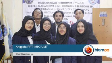 Photo of IMIKI PPT UMT Tangerang Bangkit Dengan Adakan MUSPETI