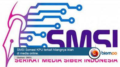 SMSI somasi KPU
