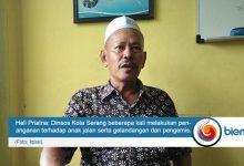 Photo of Dinsos Kota Serang Kesulitan Tangani Anjal dan Gepeng
