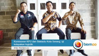 Photo of Cek Gudang, Bawaslu dan KPU Kabupaten Serang Pastikan Logistik Pemilu Tak Ada yang Rusak
