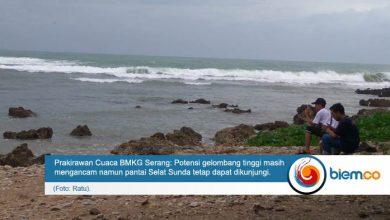 Pantai Selat Sunda