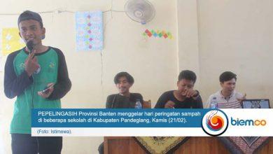 Pepelingasih Provinsi Banten