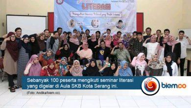 Photo of TBM PPLG Ajak Generasi Muda Melek Literasi