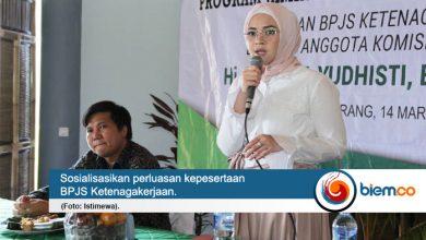 BPJS Ketenagakerjaan Serang dan Komisi IX Sosialisasikan Perluasan Kepesertaan