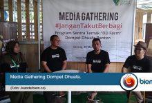 Domper dhuafa media gathering