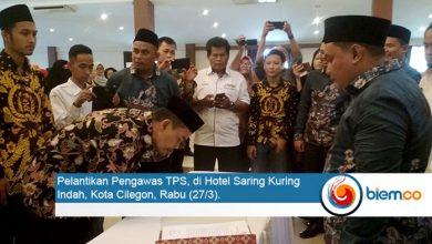 Photo of Lantik Pengawas TPS, Ketua Bawaslu Kota Cilegon: Mereka Harus Netral