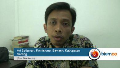 Photo of Bawaslu Kabupaten Serang Minta Dewan Tak Manfaatkan Reses untuk Kampanye