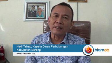 Photo of Dishub Kabupaten Serang Siap Fasilitasi Penyaluran Logistik Pemilu ke Daerah Pulau