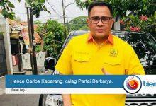 Photo of Hence Carlos Kaparang Kampanyekan Hukuman Mati untuk Koruptor