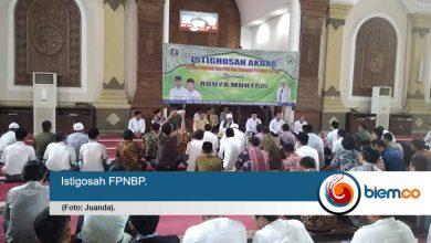 Photo of Ketum FPNBP Kecewa Gubernur Tidak Hadir Istigosah
