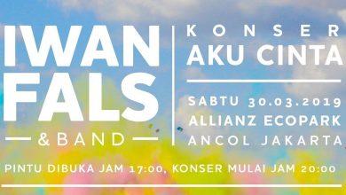 Photo of Ini Deretan Bintang Tamu di 'Konser Aku Cinta' Iwan Fals & Band