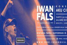 Photo of 'Konser Aku Cinta' Iwan Fals & Band Bakal Hadir Maret Ini