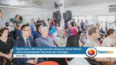 Masjid di Australia