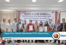 Rapat Pleno DPTb tahap 2