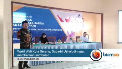 Photo of Tahun 2019 Penerima KPM PKH di Kota Serang Berjumlah 9.603
