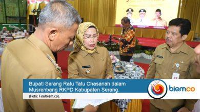 Photo of Bupati Optimis Infrastruktur Jalan Kabupaten Serang Kondisi Mantap Tahun 2021