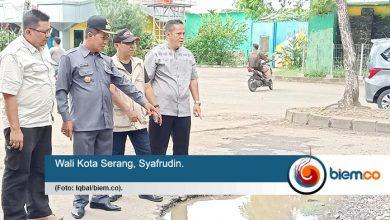 Photo of Sarana Jalan Rusak di Stadion Akan Segera Dibenahi Pemkot Serang