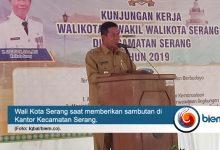 Photo of Wali Kota Serang Minta Masyarakat Dukung Program 100 Hari Kerja