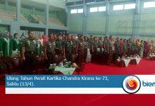 Photo of Persit Kartika Chandra Kirana Rayakan Ultah ke-73