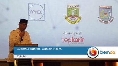 Photo of Wahidin Halim: Bukan Hanya Pemerintah, Pengusaha Juga Harus Terbuka
