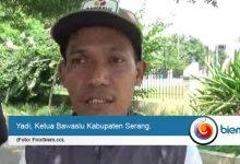 bawaslu kabupaten serang