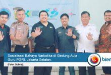 Photo of BEM Unindra Ajak Mahasiswa Peduli Bahaya Narkotika