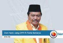Photo of Dion Hardi: Partai Berkarya Wujudkan Indonesia Mandiri Pangan