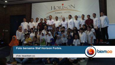 Photo of Sambut Bulan Ramadhan, Hotel Horison Forbis Gelar Bakti Sosial