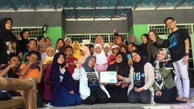 Photo of Komunitas Earth Hour Tangerang Berbagi Ilmu di Desa Binaan Isbanban
