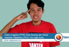 Photo of Nur Agis Aulia Optimis Duduki Kursi Dewan di Kota Serang