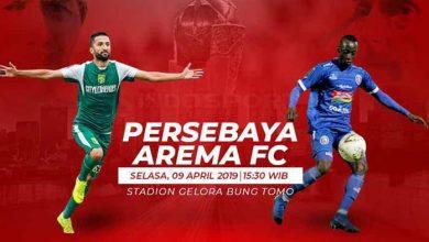 Photo of Persebaya dan Arema FC Sama Kuat di Babak Pertama Final Piala Presiden 2019