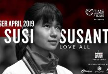 Photo of Bikin Haru, Teaser Film Susi Susanti Ingatkan Kejayaan Indonesia