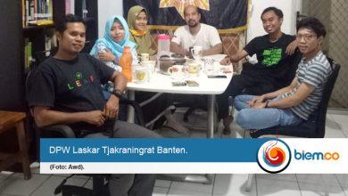 DPW Laskar Tjakraningrat Banten