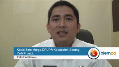 Kabid DPUPR Serang