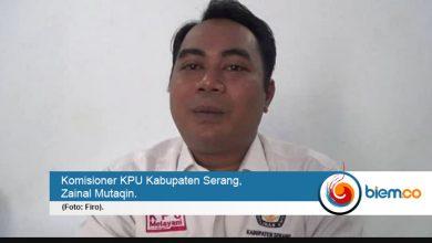 Photo of KPU Kabupaten Serang Tunggu Pusat Soal Penetapan Kursi DPRD dan Caleg Terpilih