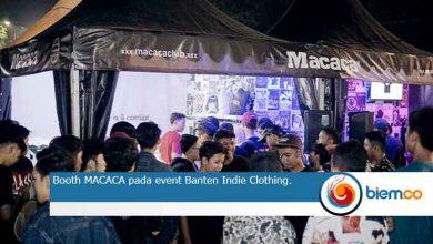 Photo of Di Perhelatan BIC, MACACA Berhasil Jual Produknya Hingga 200 Pcs per Hari