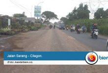 Jalan Serang - Cilegon