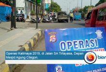 Photo of Polres Kota Cilegon Gelar Operasi Kalimaya 2019