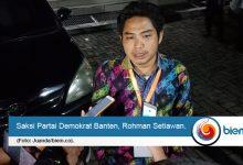 Photo of KPU Banten Dianggap Tidak Adil, Saksi Partai Demokrat Banten Walk Out