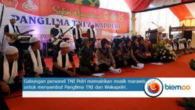 Photo of Marawis Sinegritas TNI Polri Gemuruhkan Safari Ramadhan