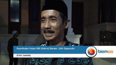 Koordinator Korps HMI (Kahmi) Banten, Udin Saparudin