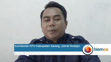 KPU Kabupaten Serang
