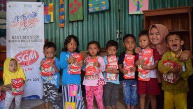 Photo of ACT DIY Berbagi 500 Susu Nutrisi untuk Anak-anak PAUD